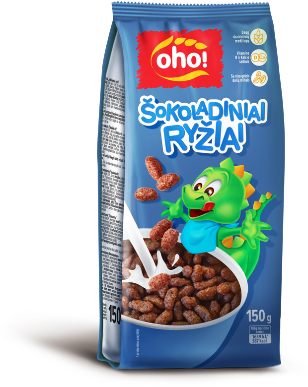 Breakfast cereal Choco rice